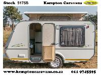 2011 Gypsey Rascal Caravan (On road)
