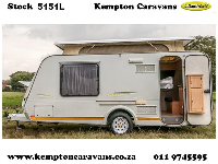 2006 Gypsey Romany Caravan (On Road)