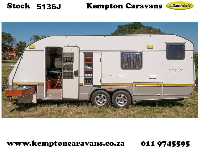 2014 Jurgens Elegance Caravan (On Road)