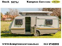 2015 Jurgens Fleetline Caravan ( On Road)