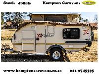2015 Jurgens Safari Xplorer Caravan (Off-Road)