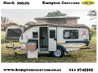 2015 Jurgens Safari Xplorer Caravan (Off-Road)