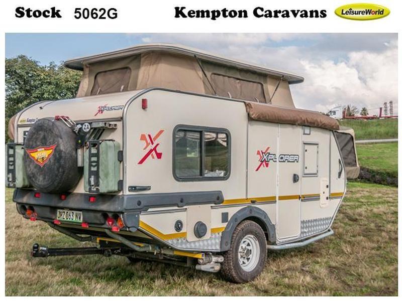Used 2015 Jurgens Safari Xplorer Caravan (Off-Road) For Sale