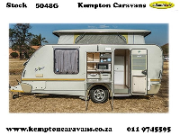 2014 Sprite En Suite Caravan (On Road)
