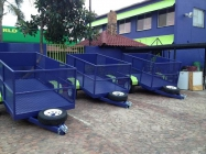 1 Ton Braked Trailers