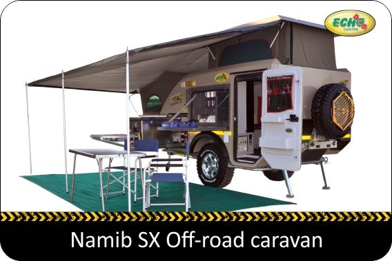 Setup And Packing Is Simple Easy Quick Ample Interior Space A Walk In Shower Are Some Of The Unique Features This Compact Off Road Caravan